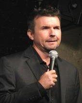 Tony Boswell, comedian